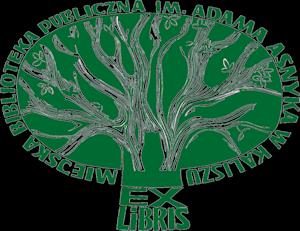 Logo Miejskiej Biblioteki Publicznej im. Adama Asnyka
